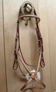 EquuSport Figure 8 Bridle