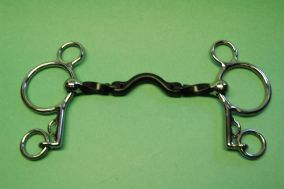 Loose Ring French Twisted Hinge Pelham
