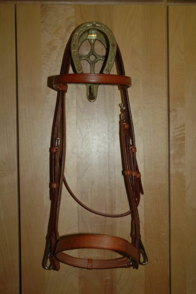 EquuSport Stock Work Bridle