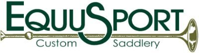Equusport Custom Saddlery Retina Logo