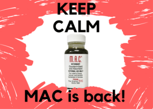MAC Blister IS BACK!