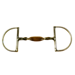 Dr. Bristol Twisted Mouth D Ring