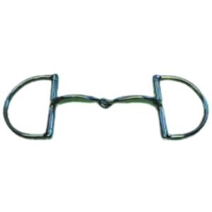 Flat Deep Curve Jointed D Ring