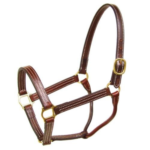 Walsh Leather Halter