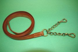 Newmarket Leather Lead
