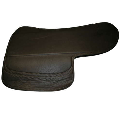 Saddle Right Leather Saddle Pad