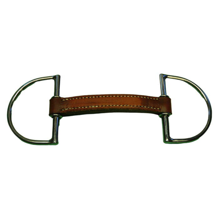 Leather Mouth D Ring
