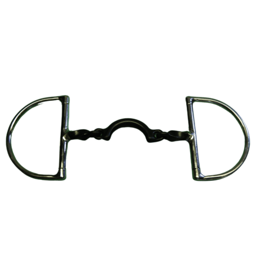 D Ring Cutoff with 3/4 Deep Port