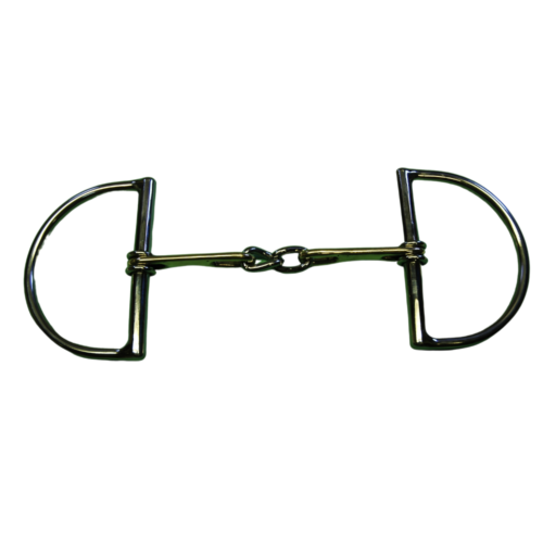 Figure 8 Mouth (The Pletcher Bit) D Ring