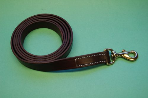 Snap Leather Lead